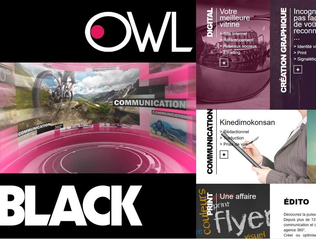 Agence Owlblack