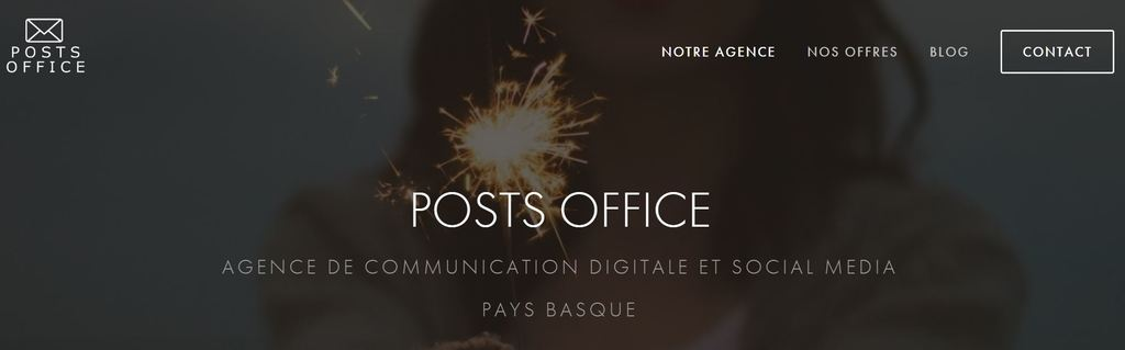 Agence Posts office