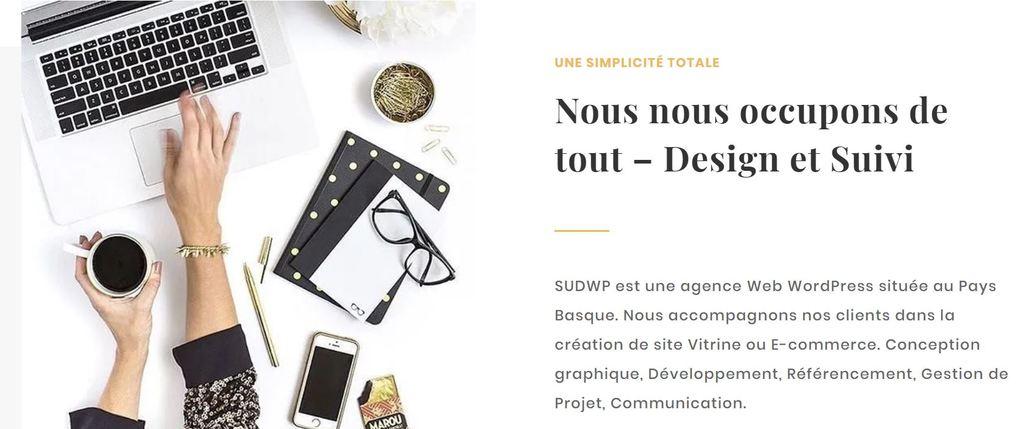Agence Sud WP