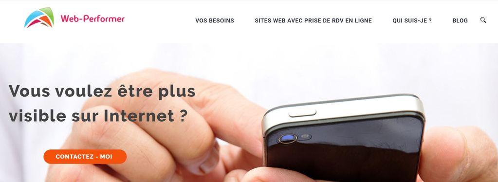 Agence Web Performer
