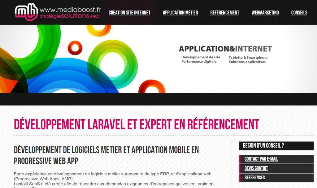 Agence Media Boost