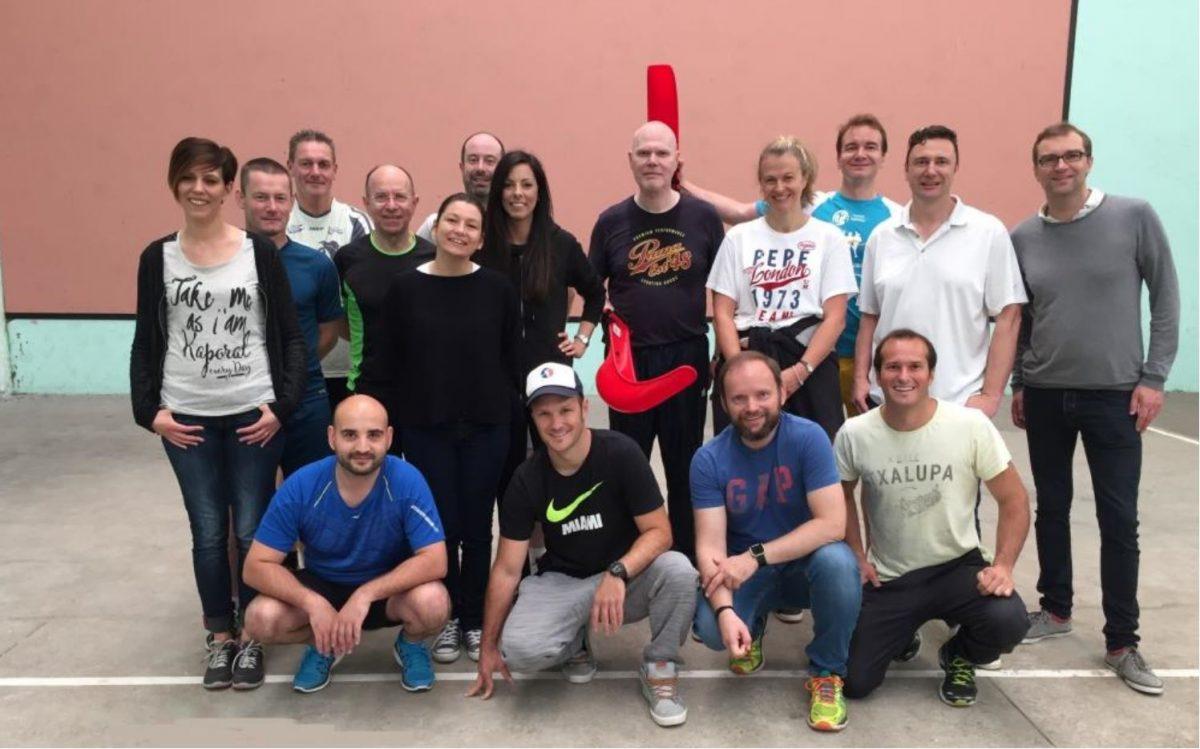 pelote basque entreprise initiation