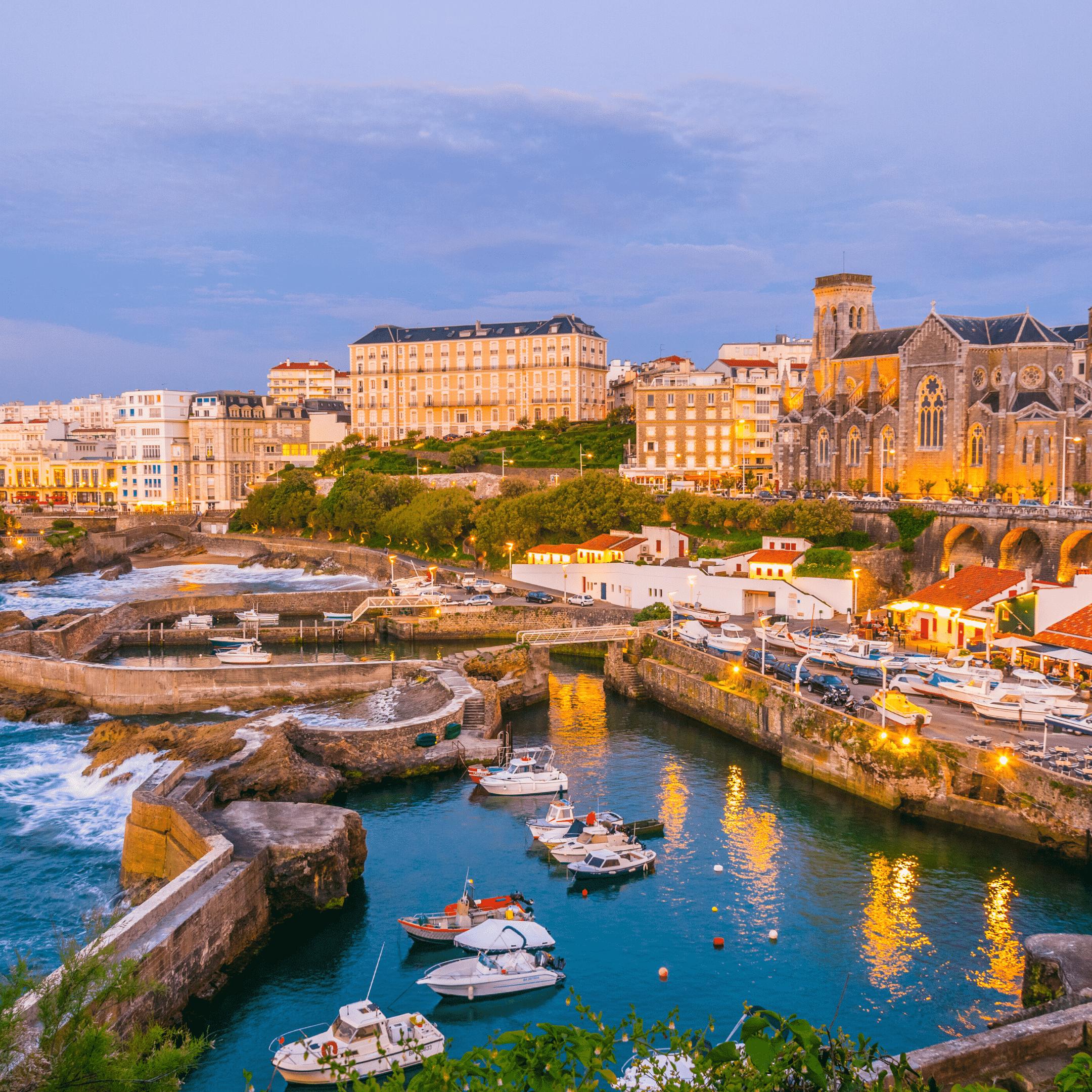 bilan entreprise Biarritz