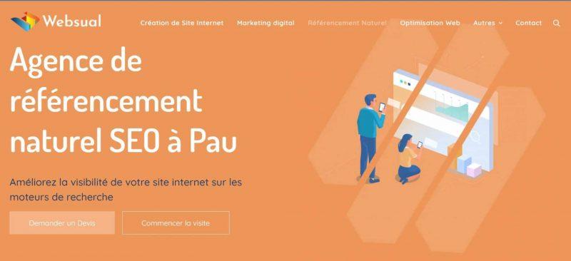 Websual agence SEO